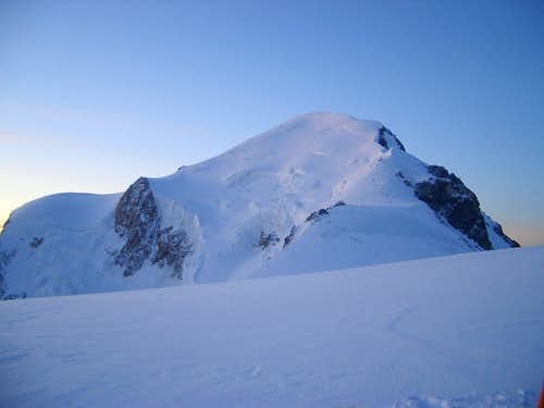 Mont Blanc  « Our dream becomes true »