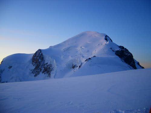 Mont Blanc – dawn