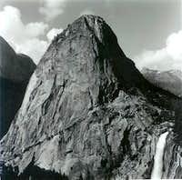 Liberty Cap and Nevada Falls....