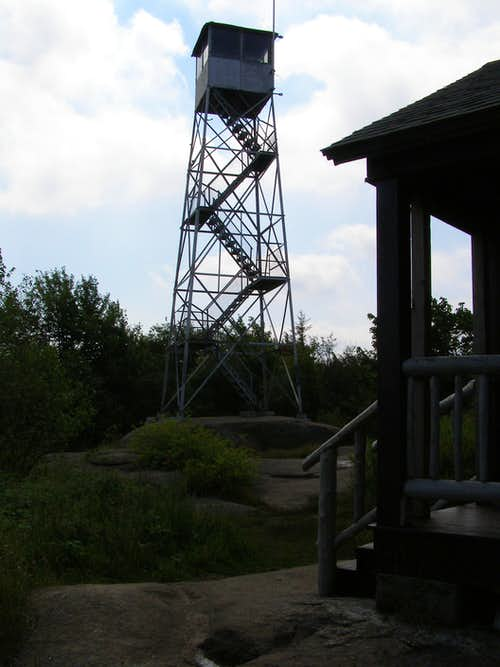 Mt Arab Fire Tower