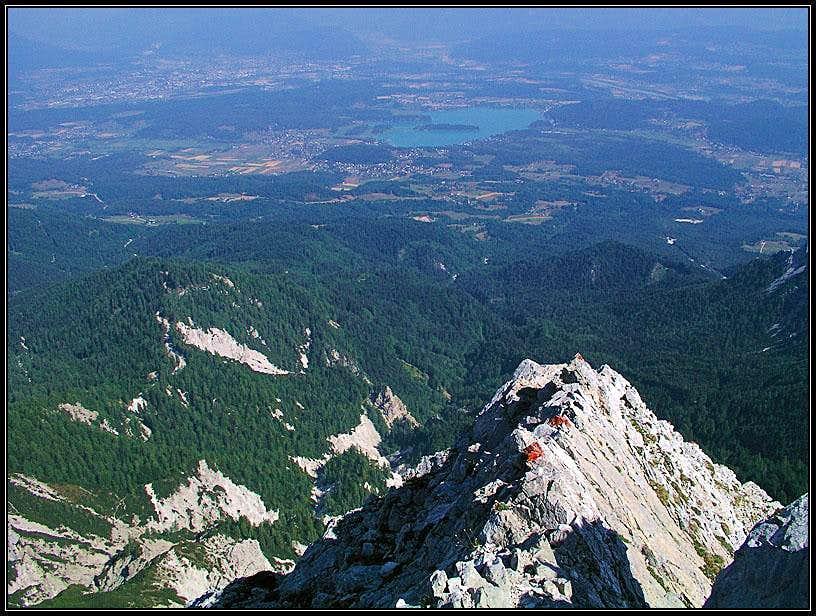 On Kepa/Mittagskogel NE ridge