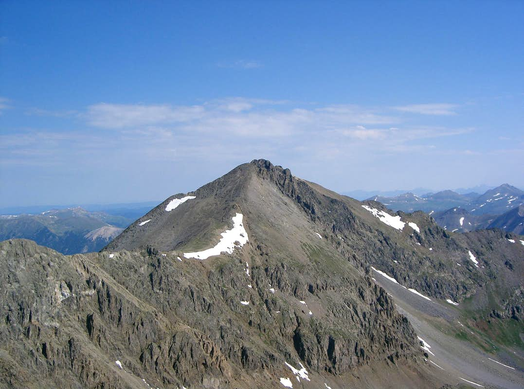 Grizzly Peak and South Ridge