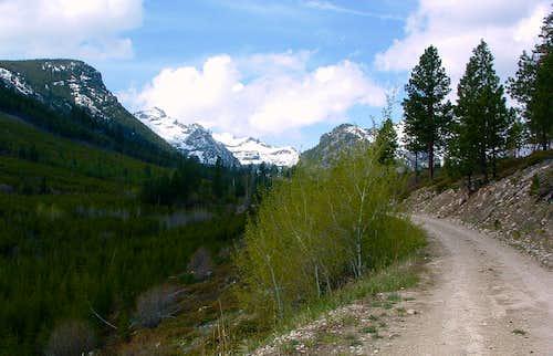 Little Rock Creek Trailhead