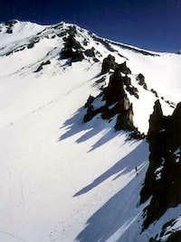 Casaval Ridge. May 2002