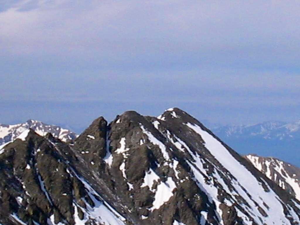 Close up of Drift Summit