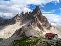 Monte Paterno(2744m)