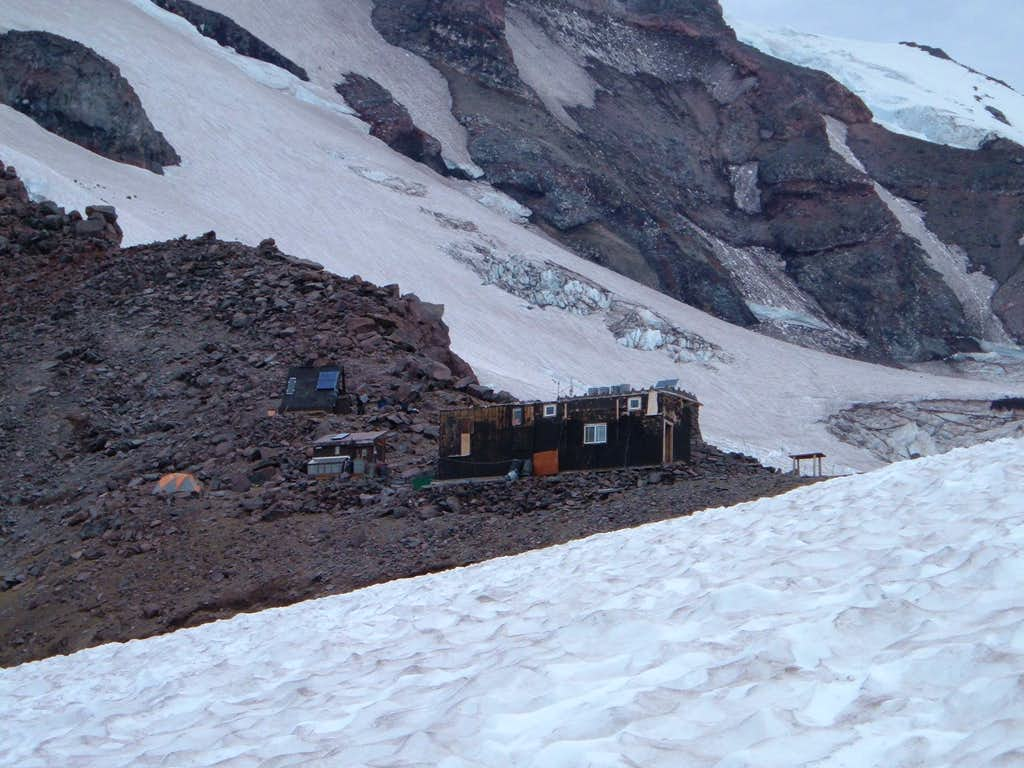 July 21, 2006 Camp Muir - Solo