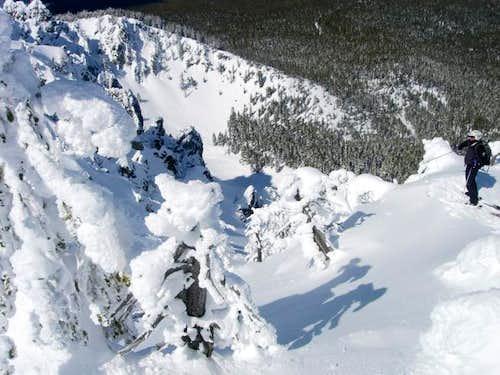 paulina peak