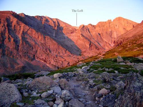 The Loft route