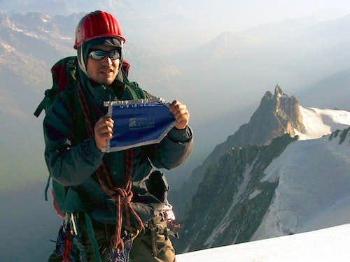 Mont Blanc, Gran Paradiso, La Tresenta tour 2006.07.21-28.