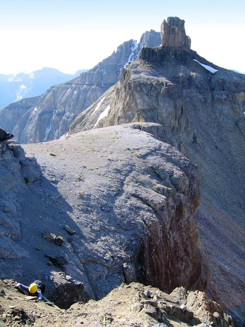 Coffeepot & Potosi Peak