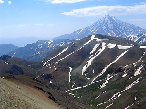 With Damavand