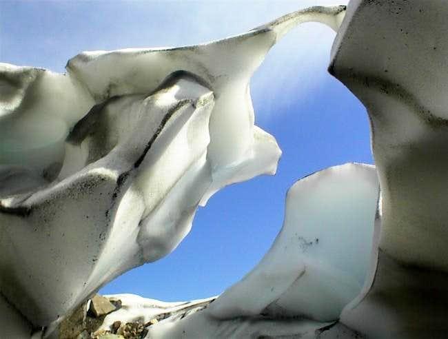 Glacial Modern Art by Scott...