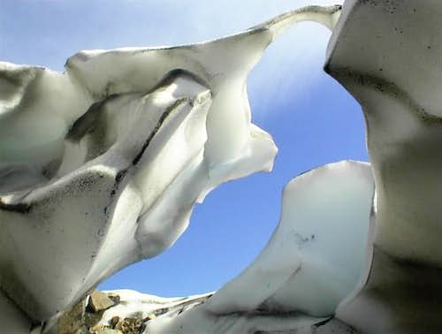 Glacial Modern Art by Scott...
