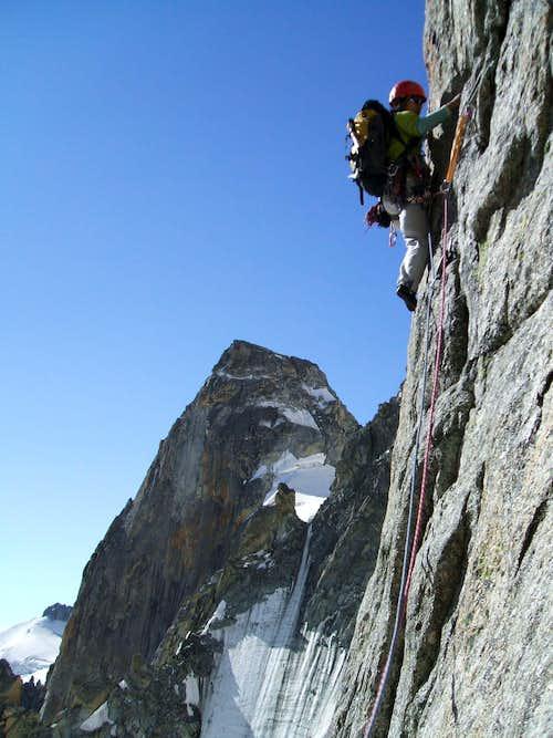 Mont Blanc Range Summer 2006