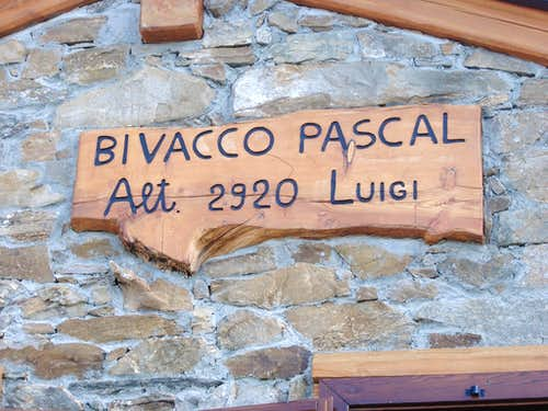 Pascal Luigi Bivouac