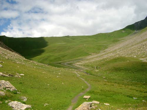 Liconi Pass