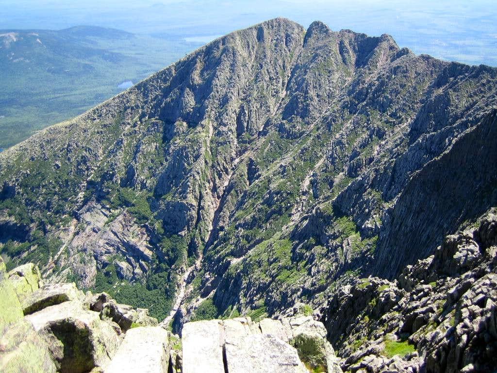 Pamola and Chimney Peak