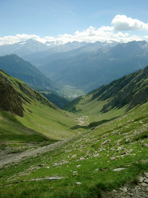 Liconi valley