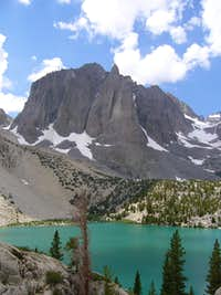Temple Crag Over 2nd Lake