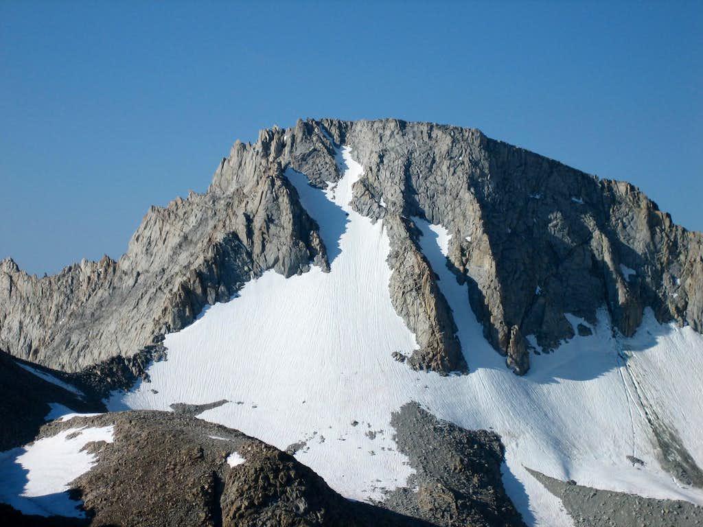 Mt. Darwin North Face