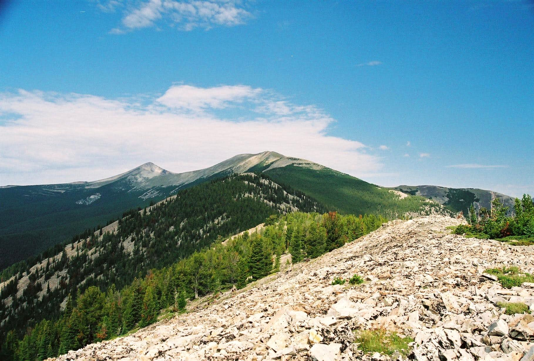 Deer Lodge Mountain