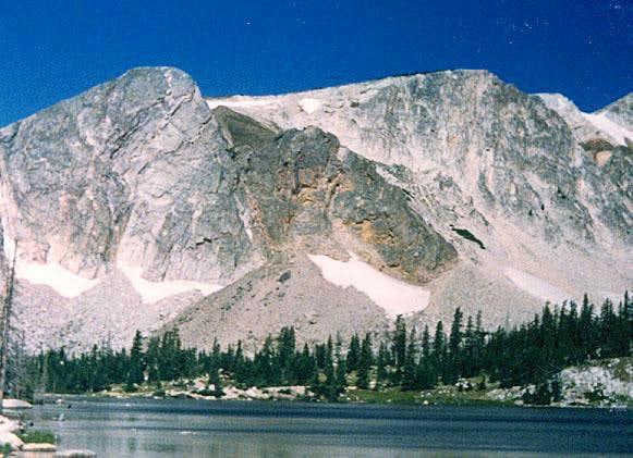 Breathtaking Ridge Leading to...