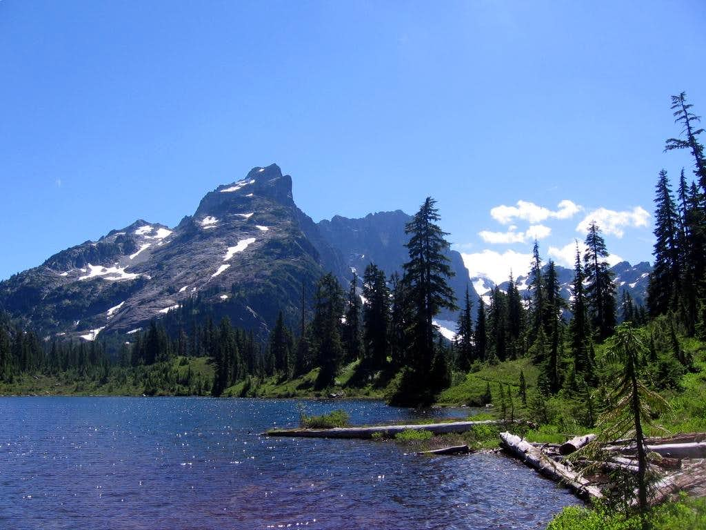 Williams Lake and Little Big Chief