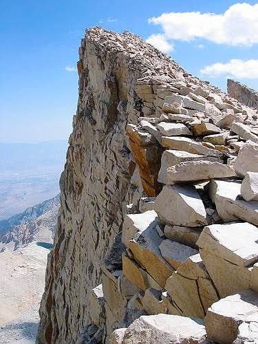 Keeler Needle. August 2002.