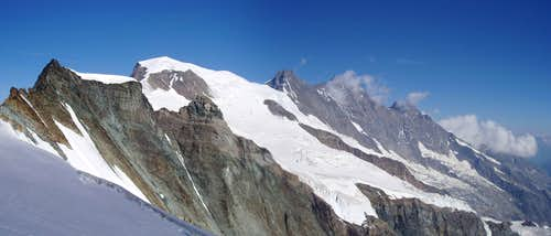 From the Feejoch