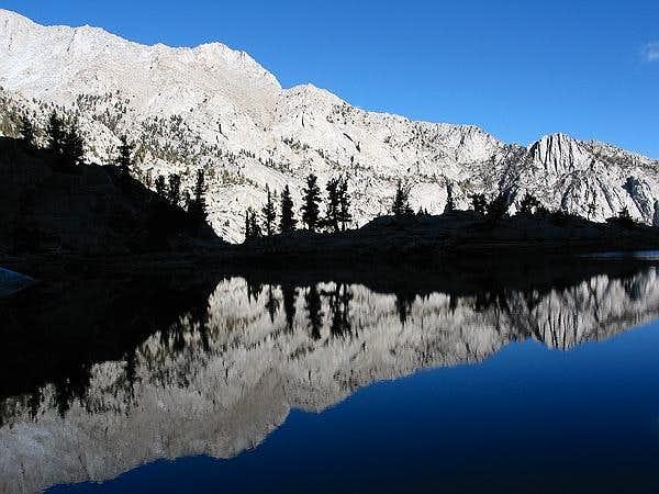 Lone Pine Lake. September 2002.