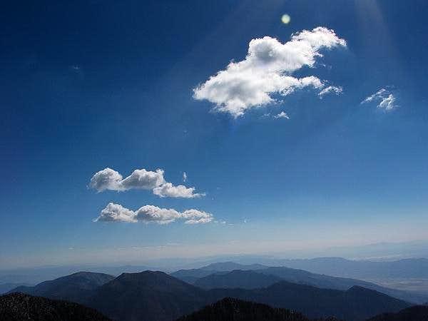 View from Telescope Peak....