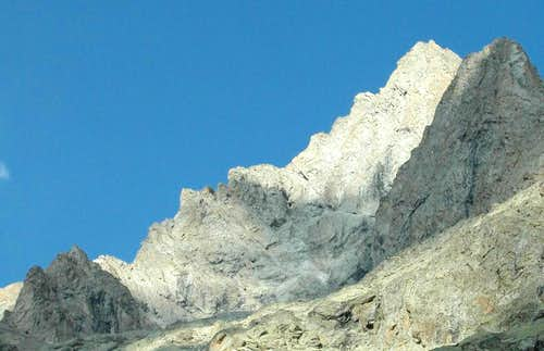 Pic Nord des Cavales - West Ridge
