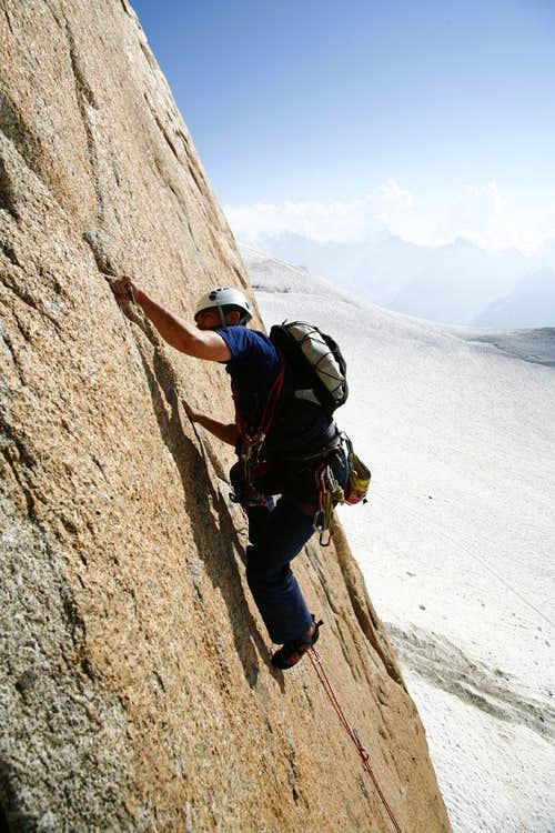 On the Crux Crack: Rebuffet