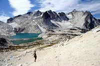 wandering around the upper enchantments