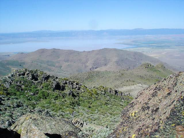 Hot Springs Peak