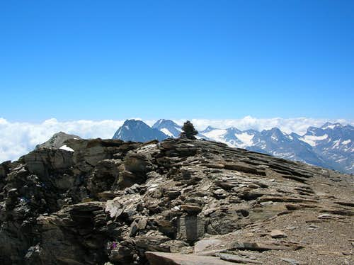Albaron di Savoia summit