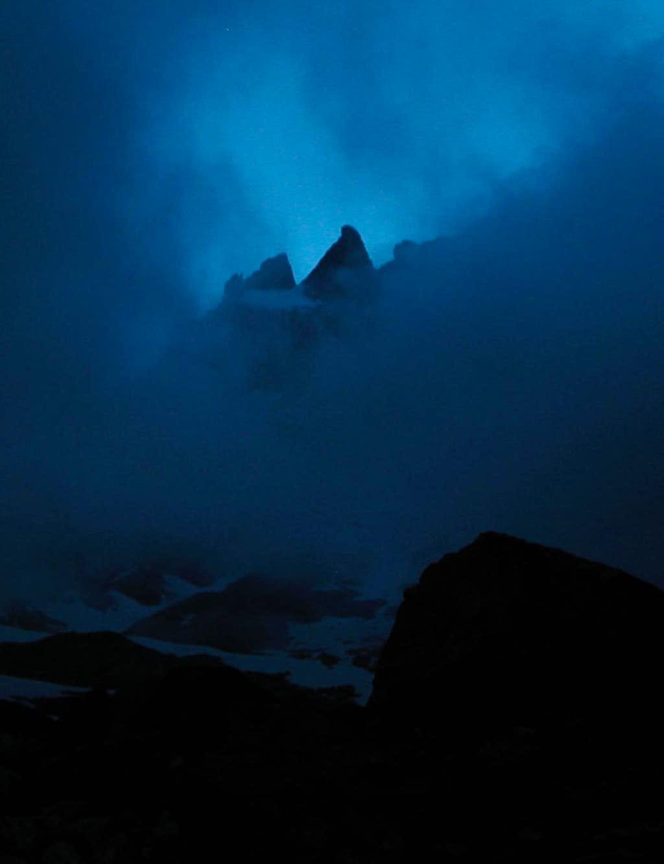 La Meije - Grand Pic + Glacier Carré (south face)