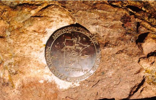 Eagle Mtn. Benchmark