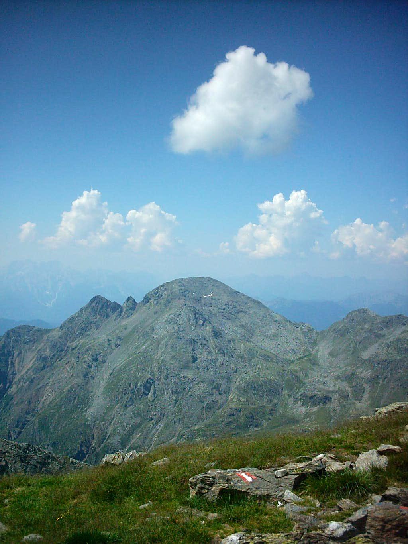 View from Hochkreuz