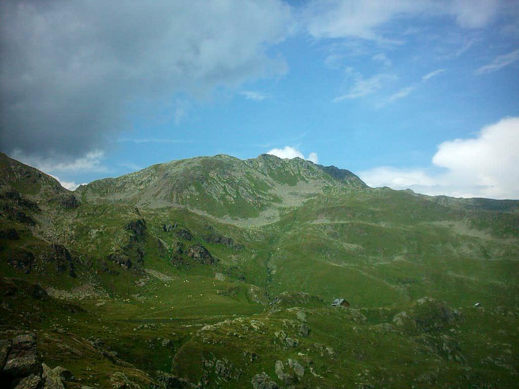 Kreuzeck and Feldnerhütte