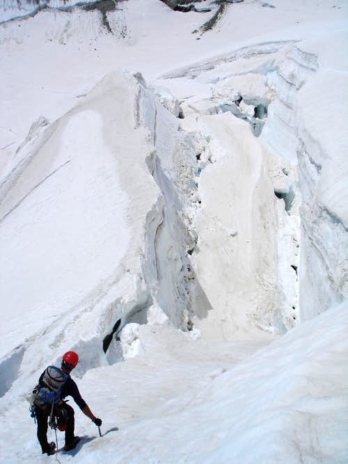 Major Crevasse