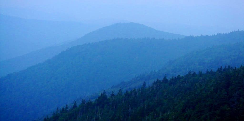 Peak at Twilight II