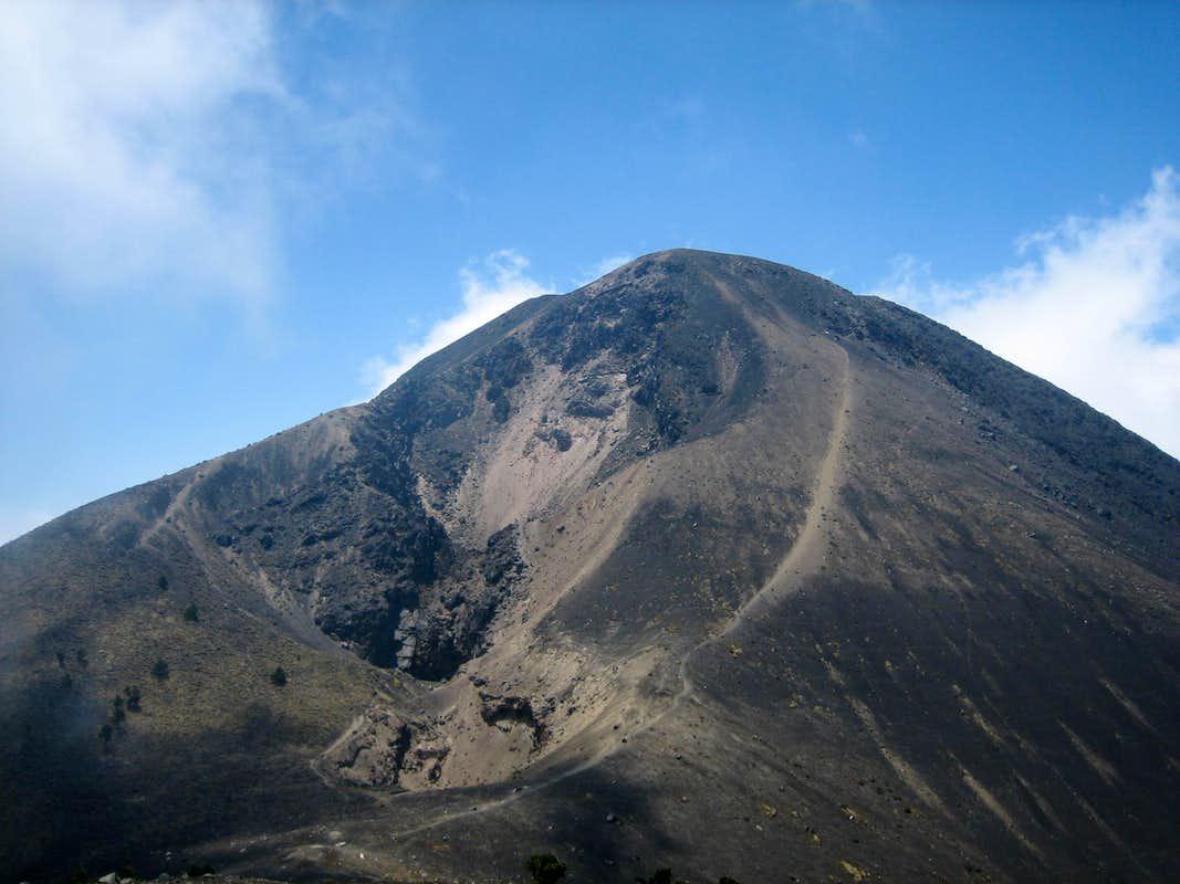 Volcán Acatenango : Photos, Diagrams & Topos : SummitPost