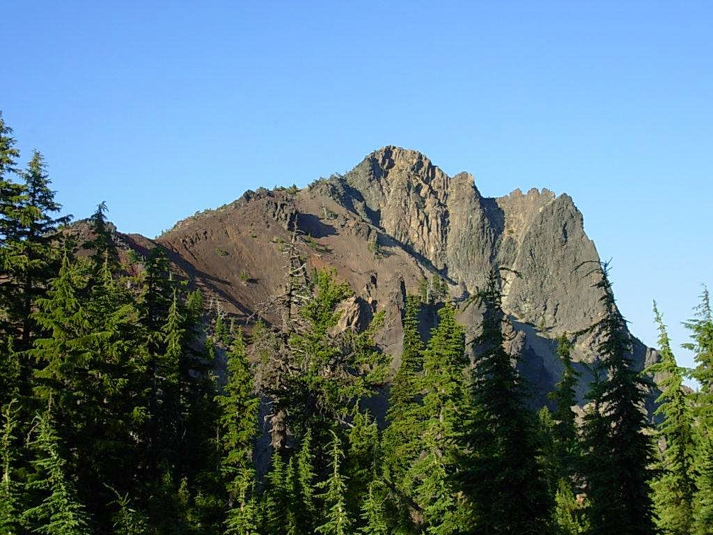 Cowhorn Mountain
