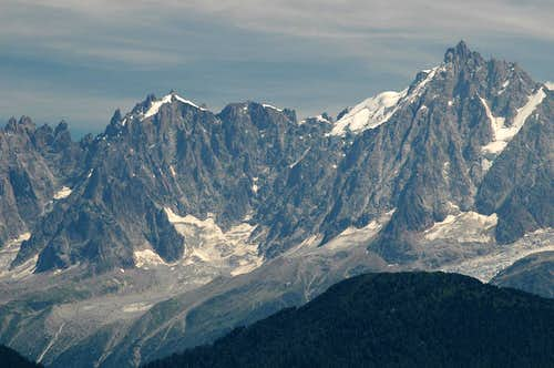 Glacier des Pélerins