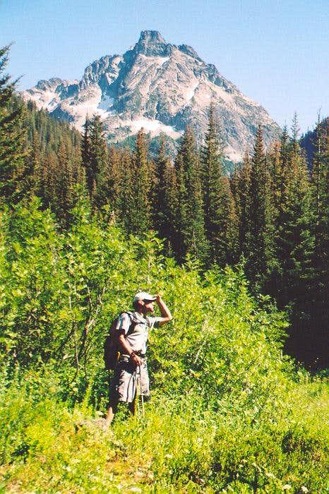 Bowan fr South Fork Trail