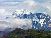 Il monte Grand Combin