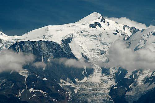 .Chamonix, Mont Blanc Range 2006