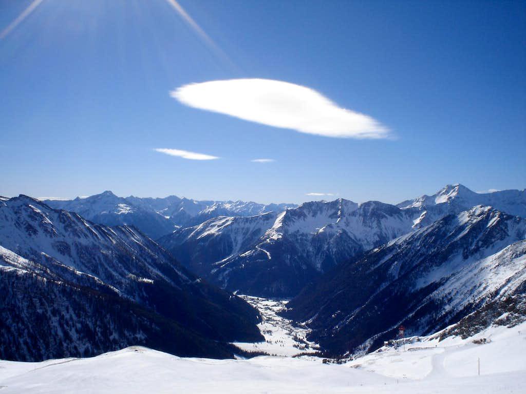 Mallnitz winter